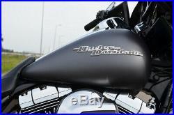 Harley-Davidson FLHXS Street Glide Special bj. 2016 103 Gray Matt, V&H wie neu