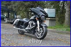 Harley-Davidson FLHXS Street Glide Special bj. 2017 107 M8 6.200 miles ABS Navi