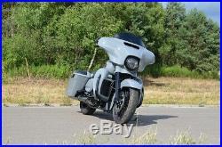 Harley-Davidson FLHXSE Street Glide CVO 2018 Gunship Gray 117 Motor