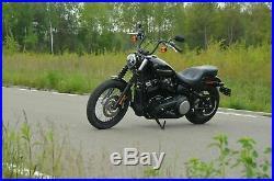 Harley-Davidson FXBB Street Bob 2018 M8 107 Motor New Modell Vance&HInes