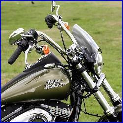 Harley-Davidson FXDB Street Bob Dart Classic Flyscreen in Dark Tint
