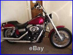 Harley Davidson Fxdb Street Bob 9k Miles Fdsh Part Exchange & Delivery Poss