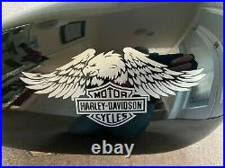 Harley Davidson Milwaukee-Eight M8 FXBB Street-Bob Fuel Petrol Tank 2018-2021