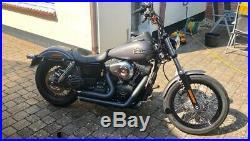 Harley Davidson Street Bob 2014