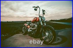 Harley Davidson Street Bob fxbb custom bobber stage 1 low mileage 107ci