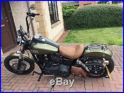 Harley Davidson Street Bob loads of extras