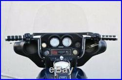 Harley Davidson Street Glide Ape Hangers Chrome 10 Bagger Bars Flht Flhx USA
