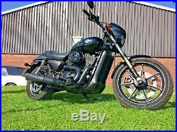 Harley Davidson XG750. 2016 6200 Miles. New MOT. LOCKDOWN DEAL