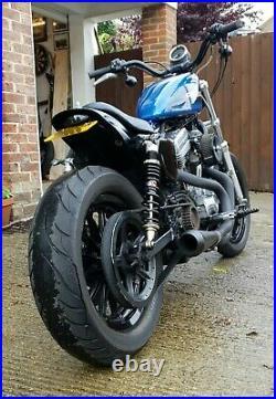 Harley Davidson XL883 Sportster Street Tracker 1200 Conversion