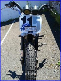 Harley Davidson XLH Sportster 1200cc custom street flat tracker