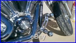 Harley Dyna Forward controls Billet Aluminum Street Bob 2006-2017 Low Rider