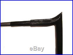 Harley Street Glide Ape Hangers Black 14 USA Made Vet Owned Jsr Custom