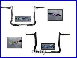 Harley Street Glide Electra Glide PREWIRED Handlebars 2008-2013 Made in USA