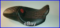 Harley-davidson 2011-2020 Street/road Glide Seat Cover