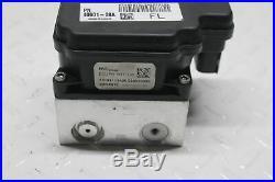 Harley-davidson Electra Glide Road King Street Abs Pump Unit Module 40601-08a
