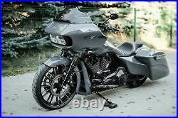 Kotflügel Vorne Rad 19 Bagger Harley Davidson Road King Electra street glide