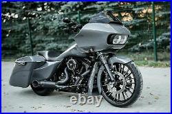 Kotflügel Vorne Rad 19 Bagger Harley Davidson Street Glide Touring FENDER cvo