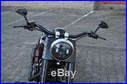LED DAYMAKER für Harley Davidson FLHX Street Glide CVO E BLACK