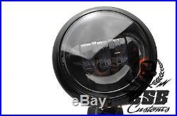 LED Zusatzscheinwerfer Blinker Touring FLHX Street Glide 06 13 Harley Davidson