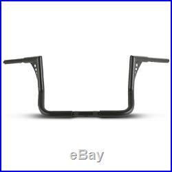 Lenker Ape Hanger 12 für Harley Street Glide 06-19 schwarz