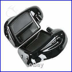Lower Vented Fairing 6.5 Speakers For Harley Electra Street Glide 2014-2019 18