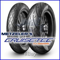 Metzeler Cruisetec 130/60b19 & 180/65b16 Tire Set Harley Street Glide Road Fltrx