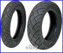 Metzeler Marathon 130/60b19 & 180/65b16 Tire Set Harley Street Glide Road Fltrx