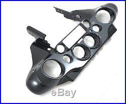 Mutazu Black Pearl Inner Cowl Fairing For Harley Street Glide Electra FLH 96-13