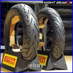 Pirelli Night Dragon Front/rear Tire Set Harley Electra Glide Road King Street