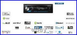 Plug & Play For Harley Pioneer Bluetooth CD Usb Aux Radio Stereo CD Adapter Kit