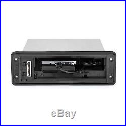 Plug&play Waterproof Bluetooth Usb Radio Stereo Opt. Siriusxm For 98-2013 Harley