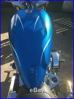 REVTECH 110 (1802cc) DNA PRO STREET chopper