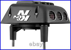RK-3950 K&N Street Metal Air Intake System-Harley Davidson SOFTAIL DYNA 01-16