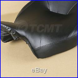 Rider and Passenger Seat For Harley Touring Street Electra Glide Road King 14-18