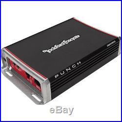 Rockford Fosgate 300 Watt Amp Amplifier Harley Flhx Street Glide 2006-2014