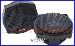Rockford Fosgate Tms6sg For Harley Davidson Electra / Street Glide 6.5 Spkrs Pr