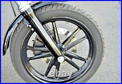 SOLD HARLEY WHEELS DYNA Switch Blades INCLUDES BEARINGS as Shown FXD Street
