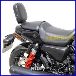 Schienalino Spaan Basic per Harley Davidson Street Rod XG750A dal 2017 in poi