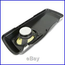 Seitenkoffer-Deckel mit Lautsprecher für Harley Street Glide 06-13