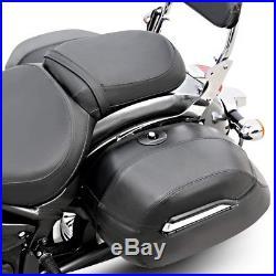 Seitenkoffer-Set 33l für Harley Davidson Dyna Fat Bob/Low Rider /S /Street Bob