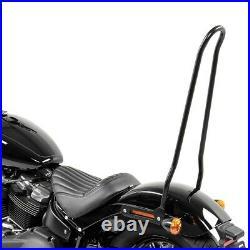 Sissy bar for Harley Davidson Softail Street Bob 18-21 Tampa XL black