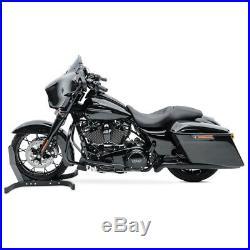 Sitzbank für Harley Davidson Street Glide 09-20 RH5 Craftride schwarz