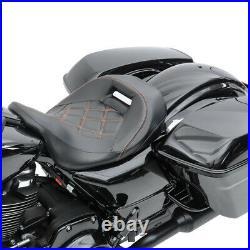 Sitzbank für Harley Street Glide Special 15-20 Sitz Fahrer Beifahrer RH3