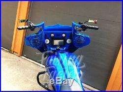 Street Electra Glide DOUBLE DIN INNER FAIRING 6.5 INCH SPEAKER HARLEY DAVIDSON