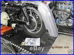 Street Glide Rear Fender For 2009-2016' Touring Flhx Harley-davidson