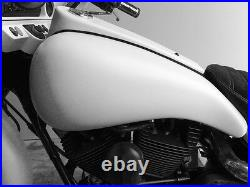 Stretched Flh Gas Tank Covers For Harley Davidson Street Glide Touring 97-2007