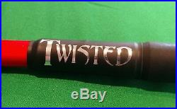 TWISTED 12mm SPARK PLUG WIRES HARLEY M8 ELECTRA TRI-GLIDE ROAD KING STREET 17-19