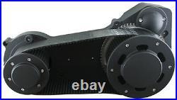 Ultima 3.35 Black Street Style Belt Drive for Harley Softail Models'90-'06
