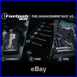 Vance & Hines Fuelpak FP3 Fuel Tuner For Harley Davidson 2014-2018 Street Glide