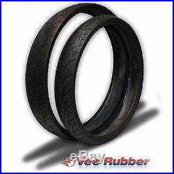 Vee Rubber 23 Front Tire 120/70-23 Harley Flhx Street Glide Fltr Road Glide